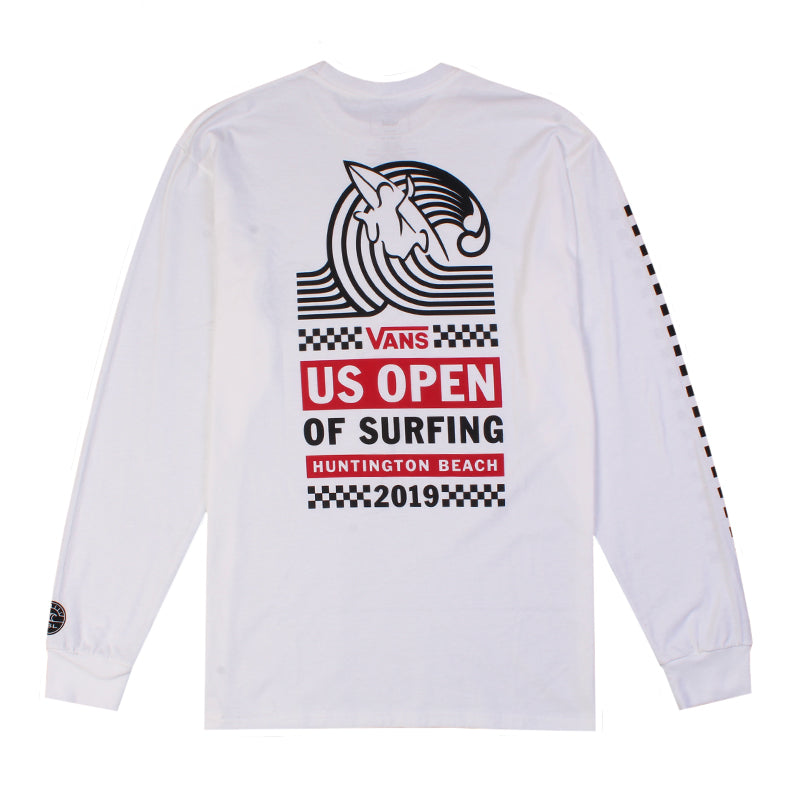 VUSO 2019 Back Hit Long Sleeve Tee