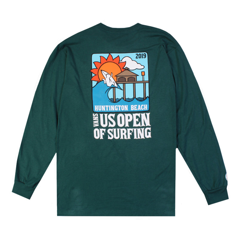 VUSO 2019 Pier Side Long Sleeve Tee