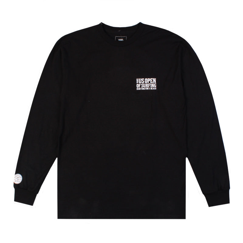 Vans US Open 2019 Women's Pier Side Long Sleeve Tee