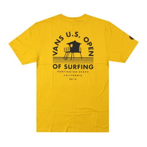 Vans US Open 2019 Tower Short Sleeve Tee