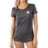 Rip Curl Women's Whitewash Loose Fit Short Sleeve Rashguard FA19