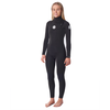 Women's Rip Curl Dawn Patrol 3/2 Chest Zip Fullsuit