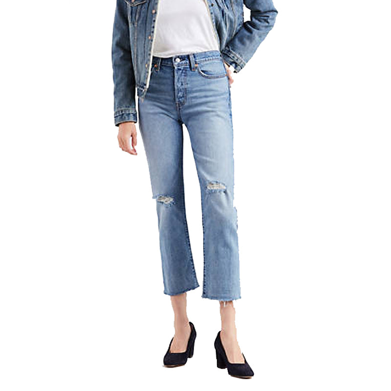 Wedgie Fit Straight Jean