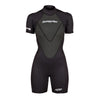 Hyperflex Women's Access 2.5mm S/S B/Z Spring Suit Wetsuit FA19