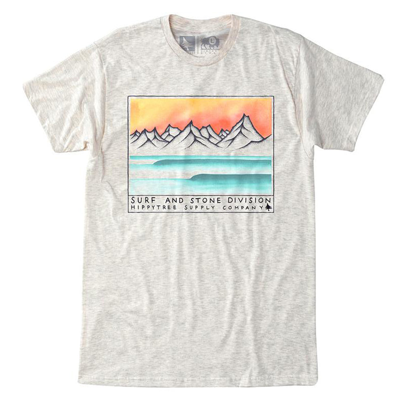 Hippy Tree Men's Ridgewater S/S Tee FA19