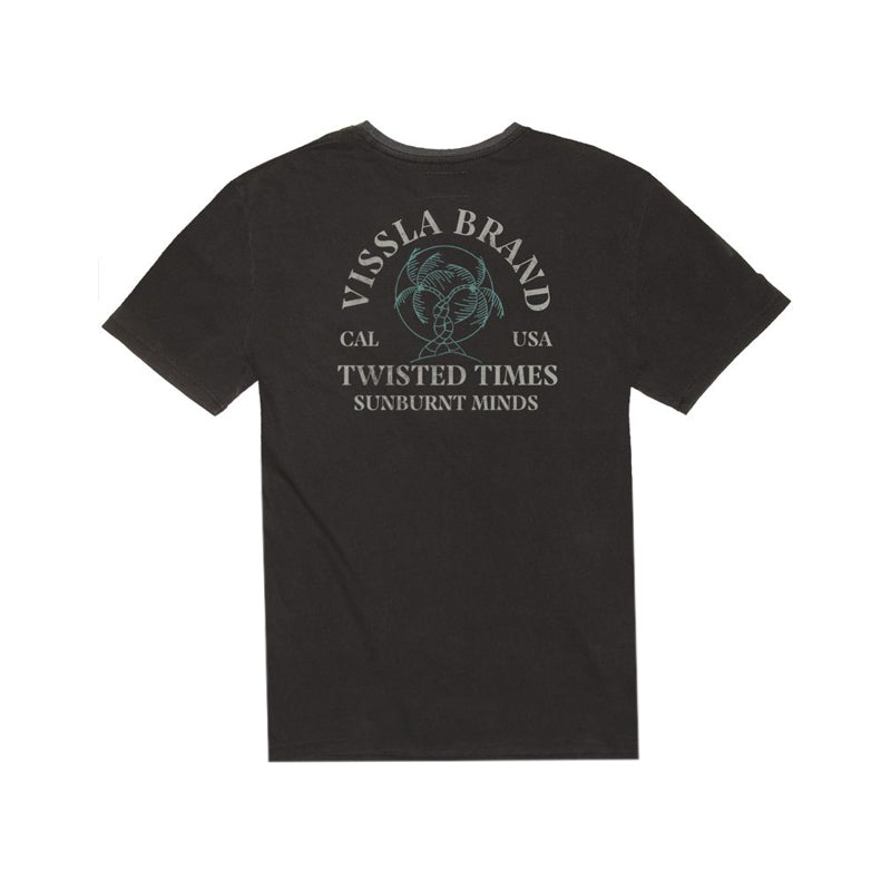 Vissla Twisted Times S/S T-Shirt