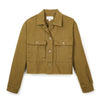 Womens Abbott L/S Overshirt