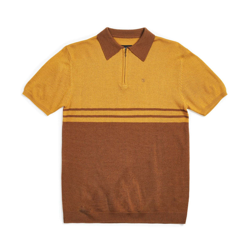 Allen 1/4 Zip Polo Knit