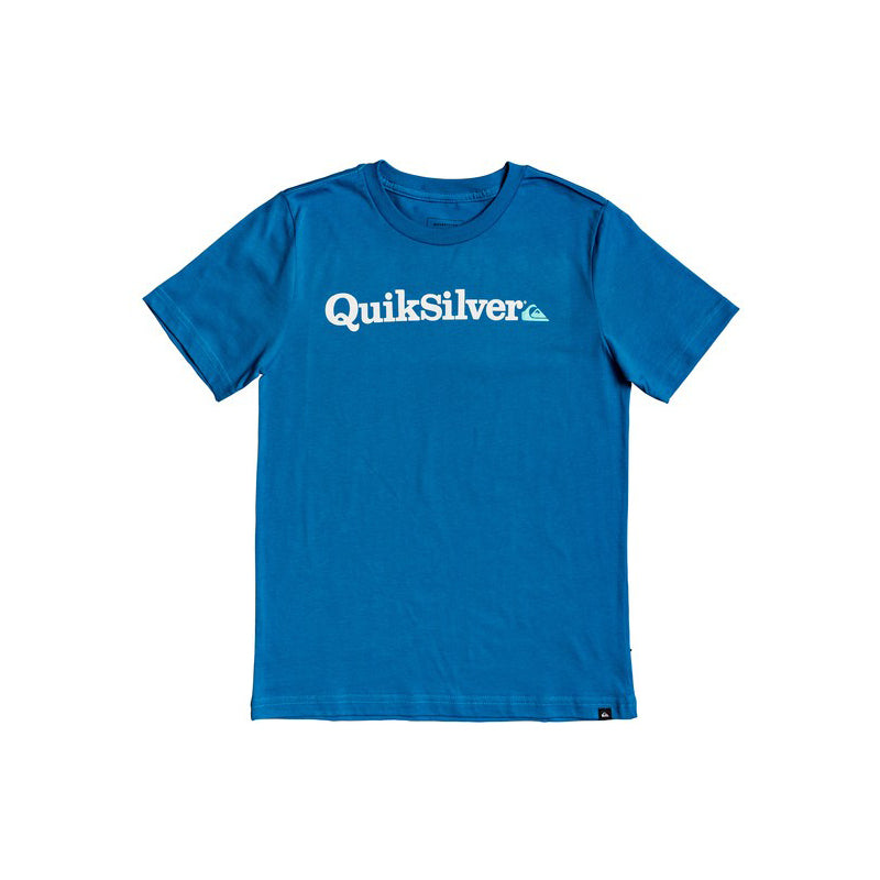 Quiksilver Boy's (8-16) Fraction Of Mind Short Sleeve T-Shirt