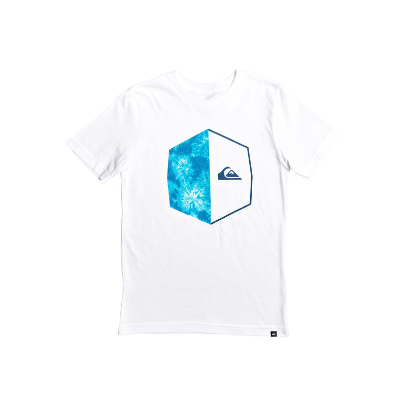 Quiksilver Boy's (8-16) Galactic Heart Short Sleeve T-Shirt