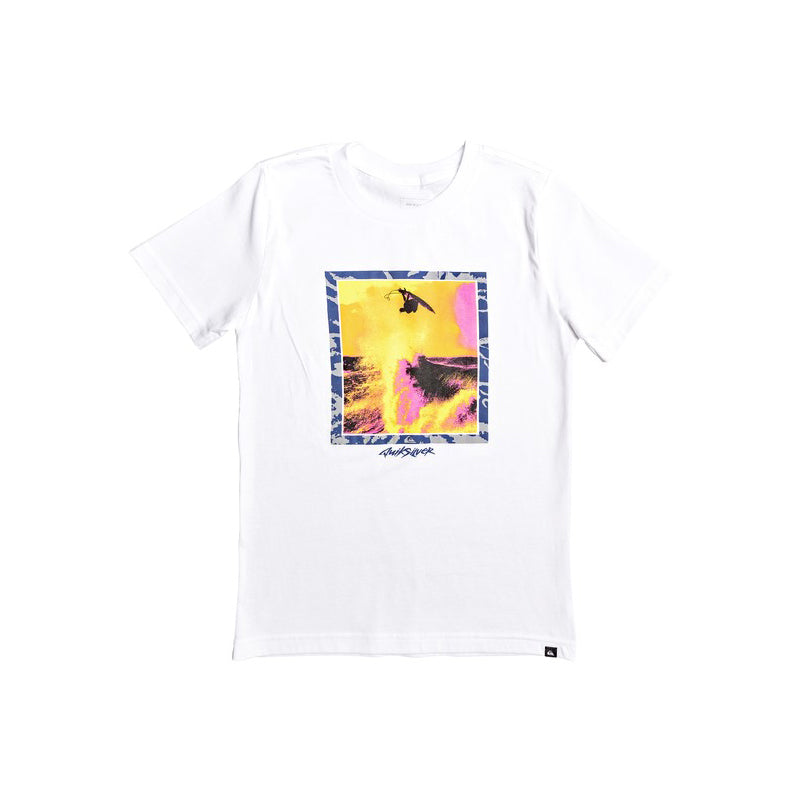 Quiksilver Boy's (8-16) Modern Wave Short Sleeve T-Shirt