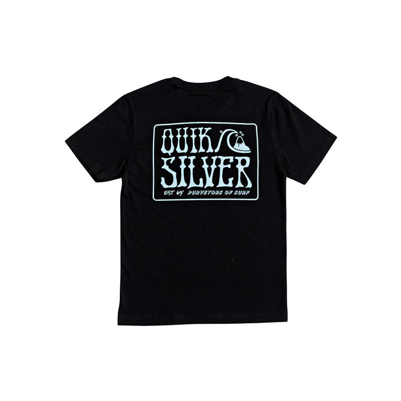 Quiksilver Boy's (8-16) Surf Purveyors T-Shirt