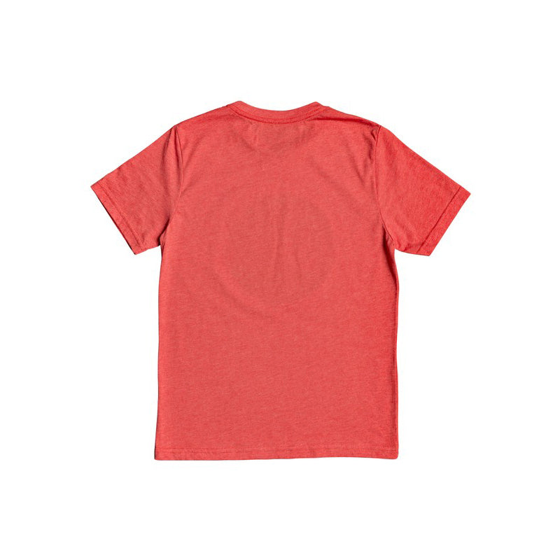Quiksilver Boy's (8-16) Class Act Short Sleeve T-Shirt