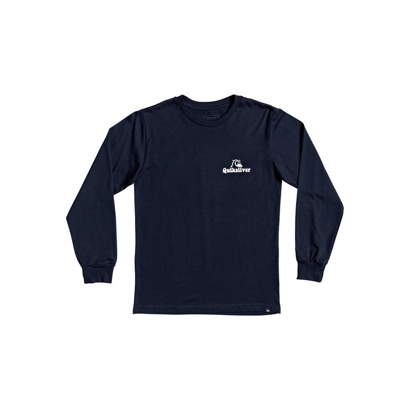 Quiksilver Boy's (8-16) Quik Lotus Long Sleeve Tee