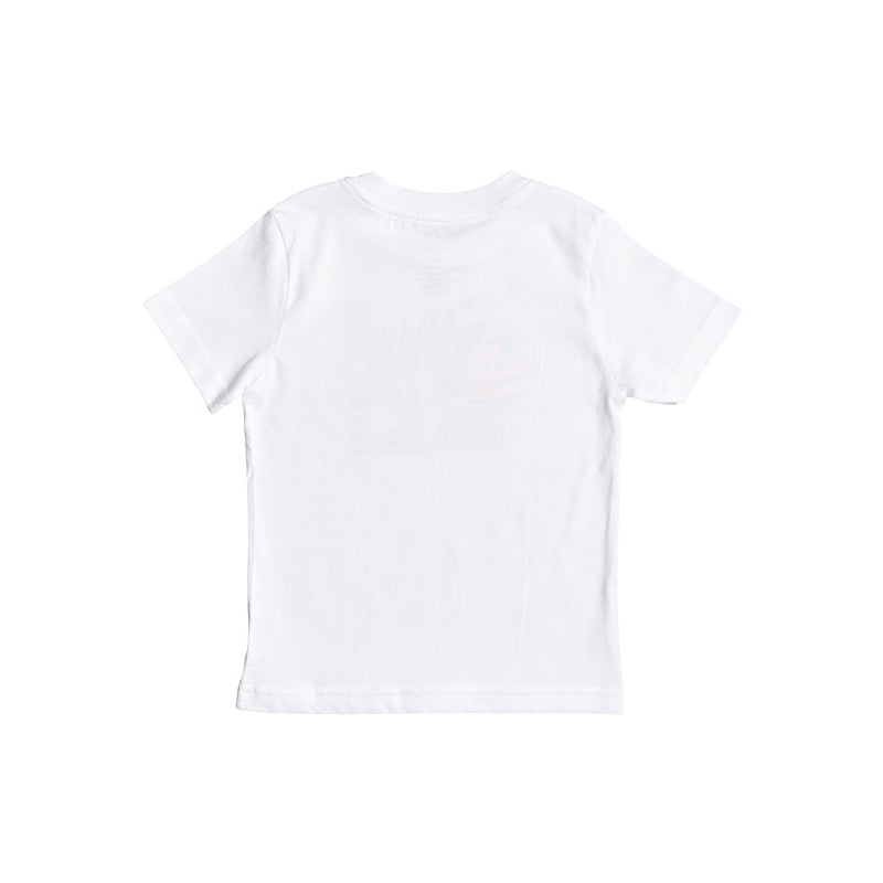 Quiksilver Boy's (2T - 7X) Painted Splash Short Sleeve T-Shirt