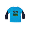 Toddler Boy's Flip Out Long Sleeve T-Shirt