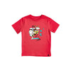 Boy's (2T - 7X) Santa Pack S/S T-Shirt