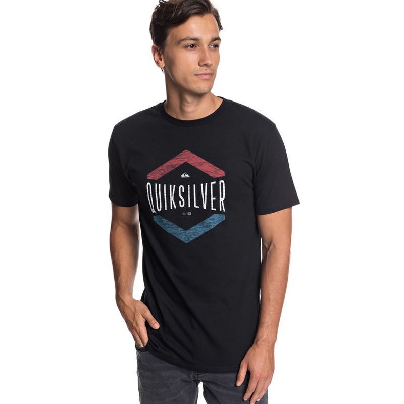 Quiksilver Squashed Short Sleeve Tee