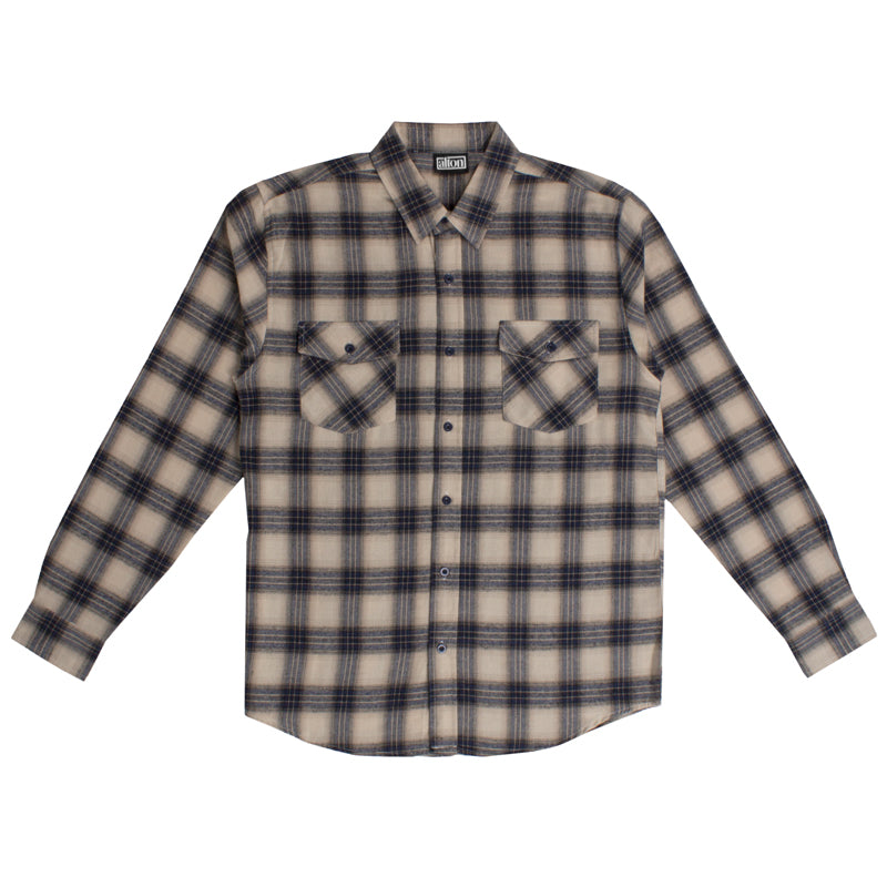 Shaver II L/S Flannel