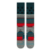 Mens Star Fade Snow Socks '20