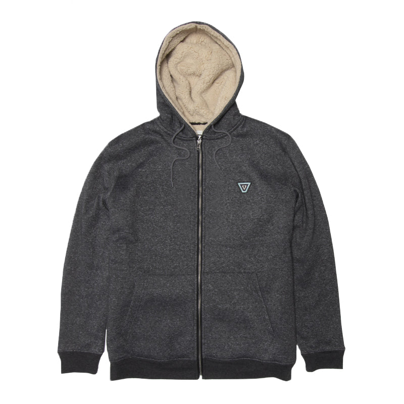 Vissla Men's The Trip Sherpa Zip Jacket FA19