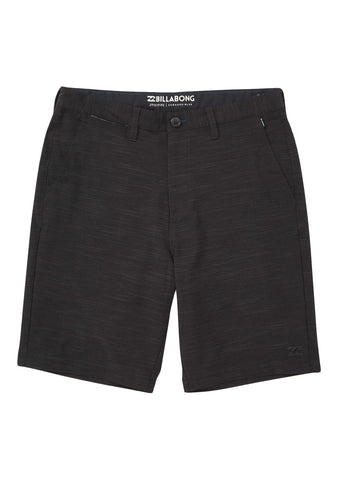 Boy's Crossfire x Slub Shorts