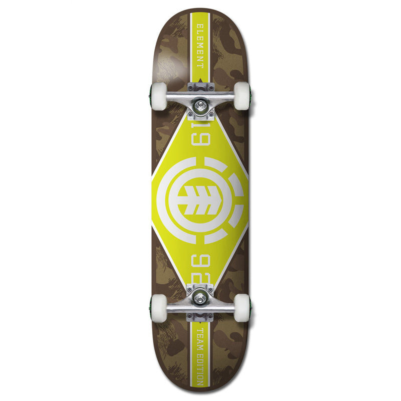 "Element Expedition 7.7"" Complete Skateboard"