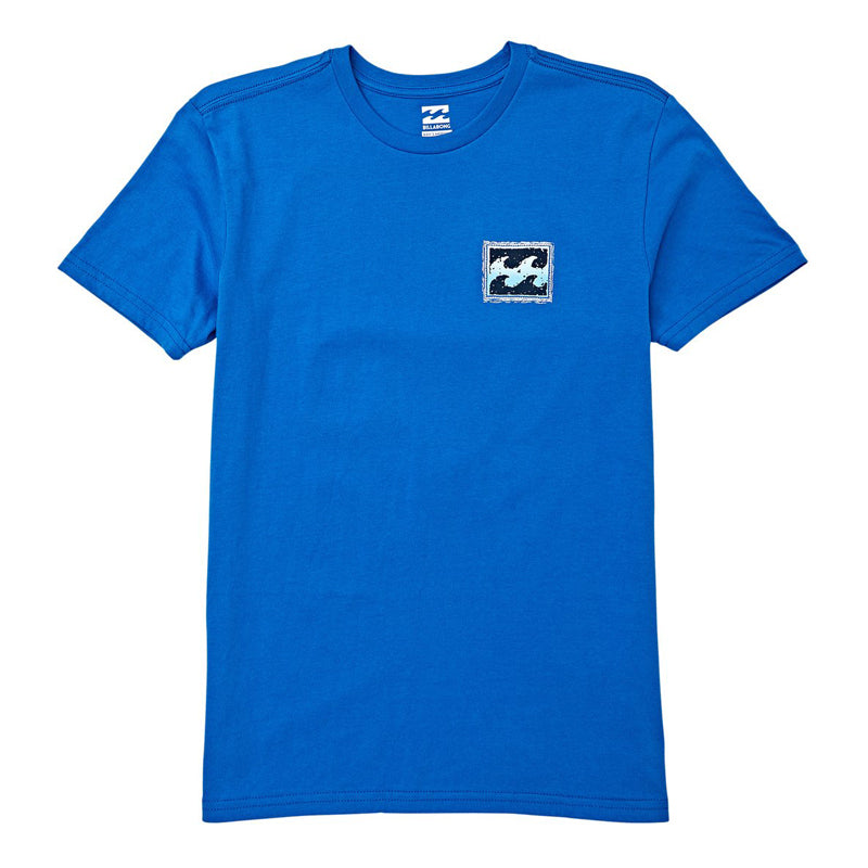 Boys Fifty Wave Short Sleeve T-Shirt