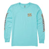Boys Fishbone L/S Tee