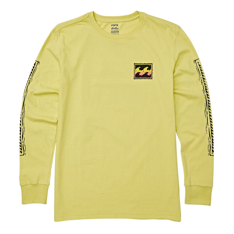 Boys Fifty Wave L/S Tee