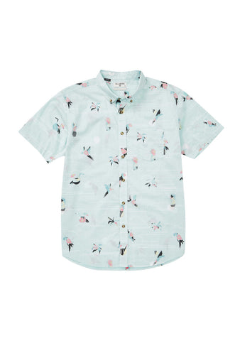 Boy's Sundays Mini Shirt