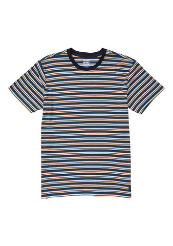 Boy's Die Cut Stripe Shirt