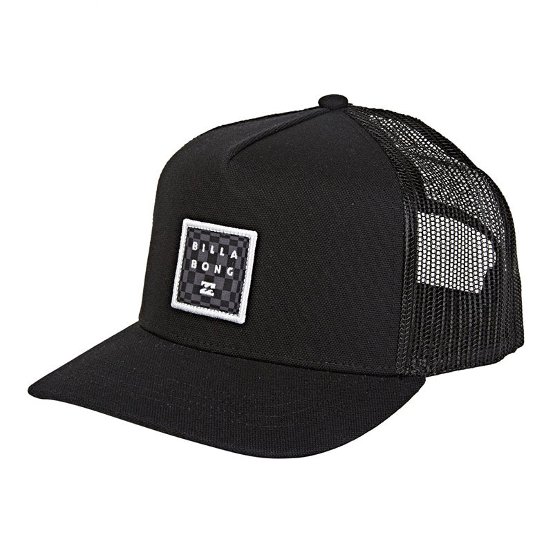 Boy's Stacked Trucker Hat