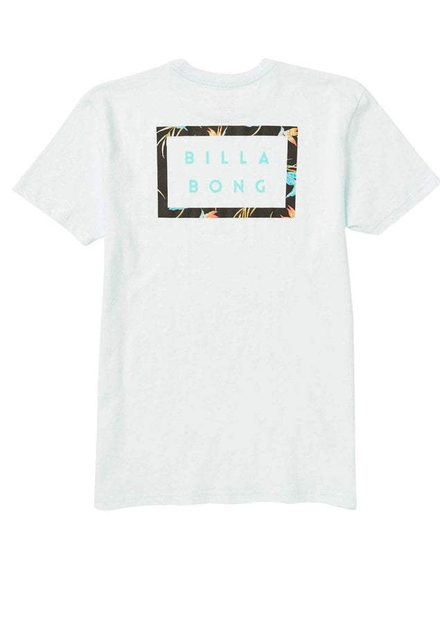 Boys Die Cut Border S/S Tee