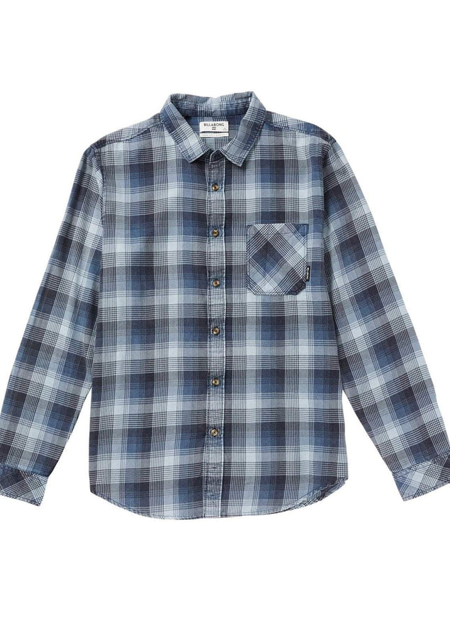 Little Boys Freemont Flannel