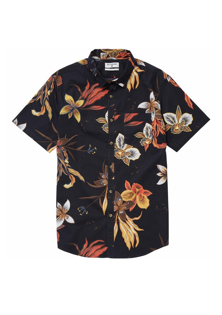 Sunday Floral S/S Shirt (Past Season )