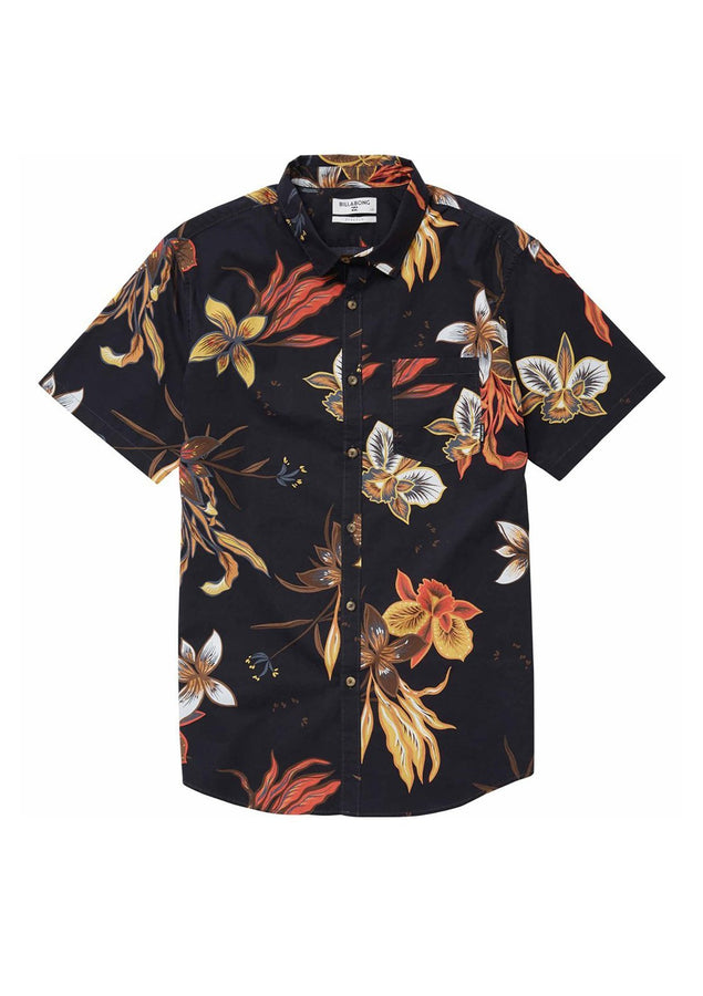 Sunday Floral S/S Shirt
