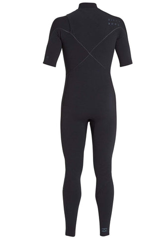 Billabong 2/2 Furnace Carbon Comp Short Sleeve Wetsuit