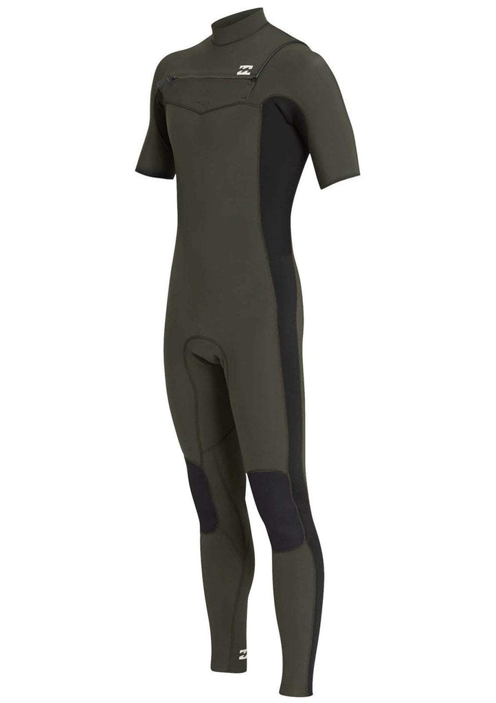 Billabong 2/2 Furnace Revolution Chest Zip S/S Wetsuit