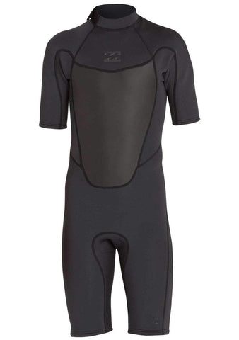 Billabong 2mm Absolute Comp Short Sleeve Springsuit
