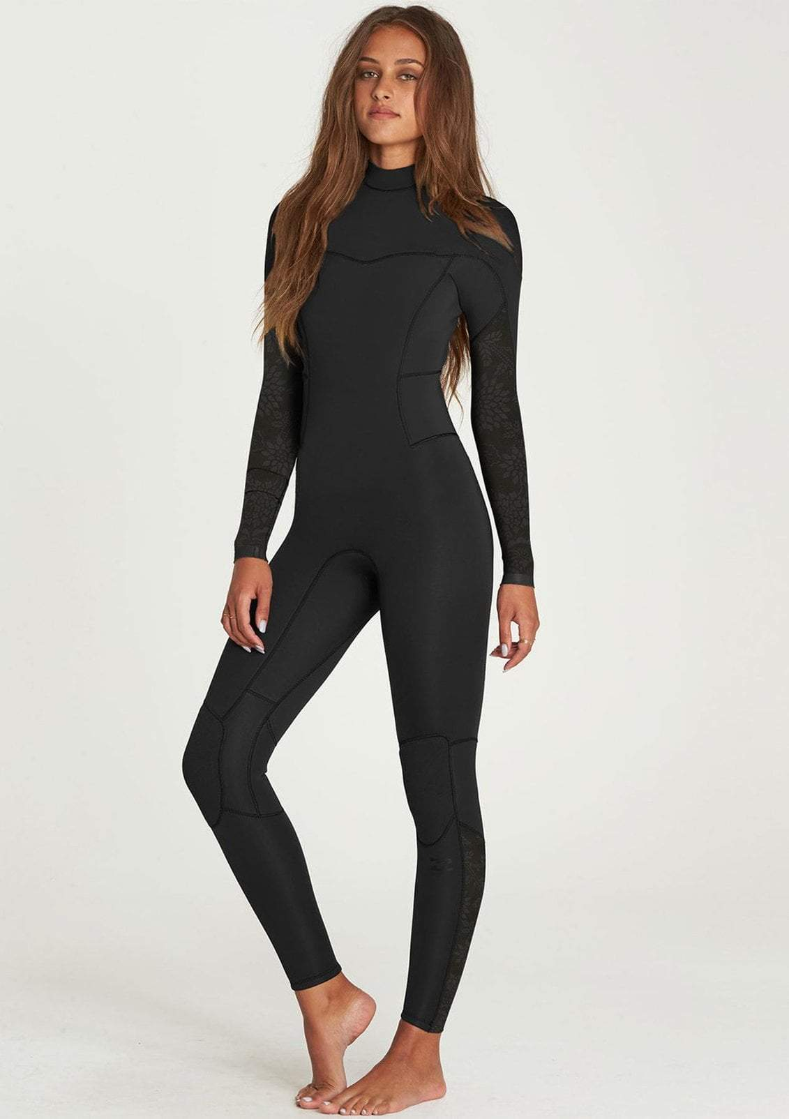 bc1cfb13b0 Billabong Women s 4 3 Synergy Back Zip Wetsuit – Jacks Surfboards
