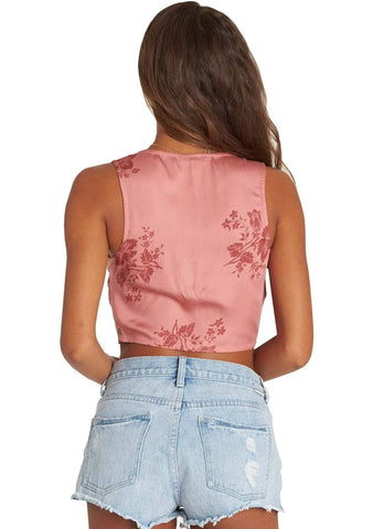 Womens Wrap It Up Top