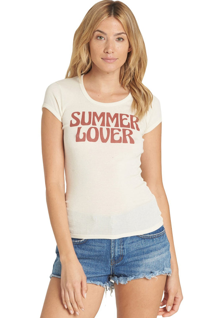 Women's Summer Lover Tee (Past Season )