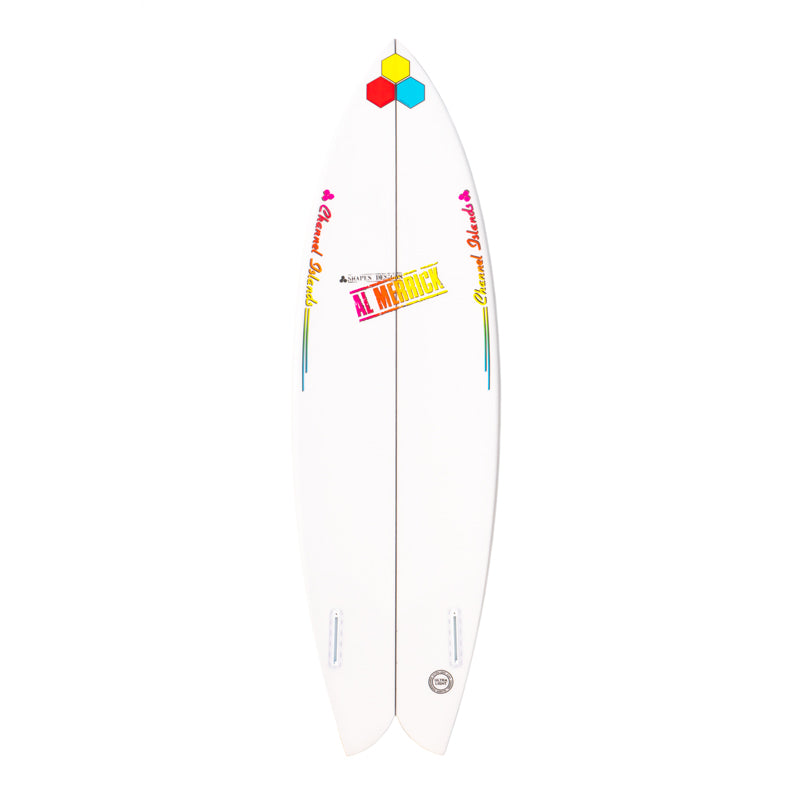 Channel Islands Fishbeard Shortboard Surfboard