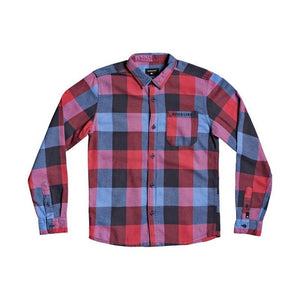 Boys (8-16) Motherfly Flannel L/S Flannel Shirt