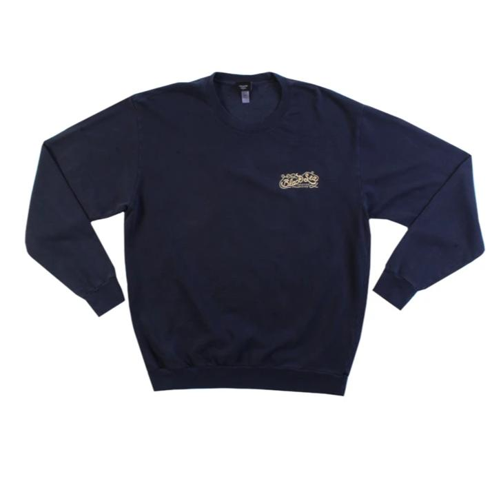Black Sea Brig Crewneck Pullover