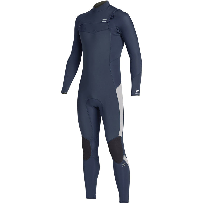 Billabong Boy's 4/3mm Absolute Furnace Chest Zip Fullsuit Wetsuit FA19