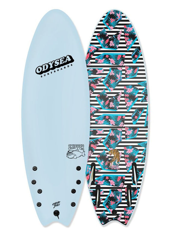 Catch Surf Odysea Skipper Quad x Jamie O'Brien Pro Surfboard