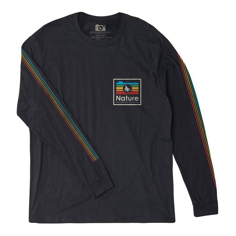 Hippy Tree Men's Chromatic L/S Tee FA19