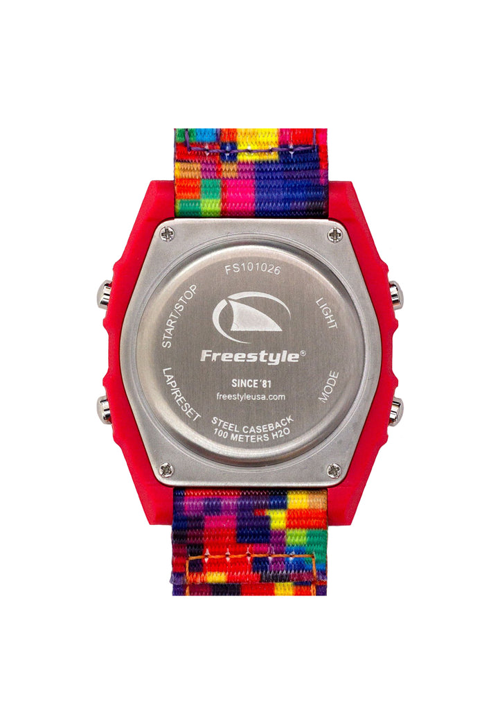 Shark Classic Leash Aloha Watch Pixelated